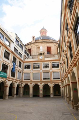 Pati de les Escoles Pies de València